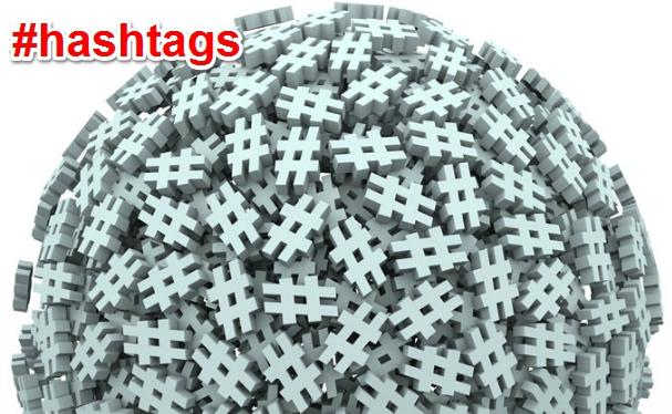 hashtag content ideas