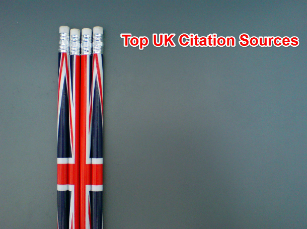 Top UK Citation Sources for local businesses