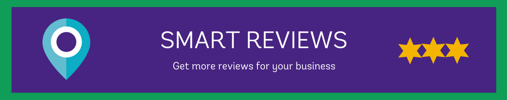 Get more reviews for your business with Smart reviews