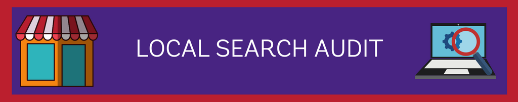 Local search audit report and analysis